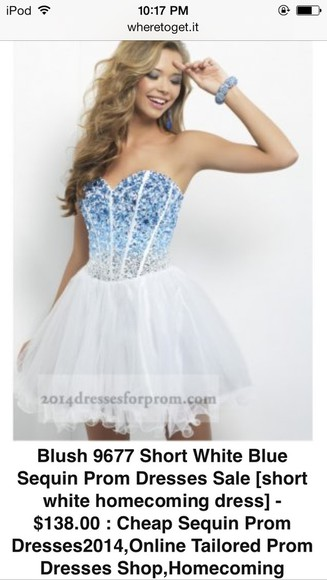 prom homecoming dress sequins