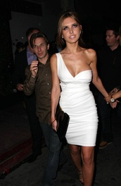 dress,audrina patridge,white dress,mini dress,short dress,summer dress