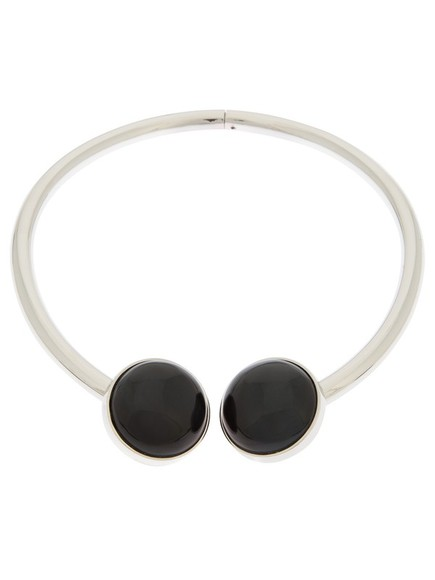 jewels collar necklace necklace maison martin margiela