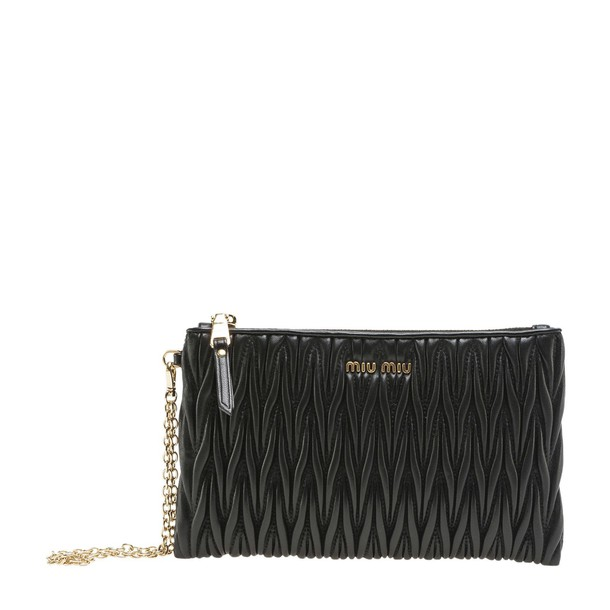 Miu Miu pouch black bag