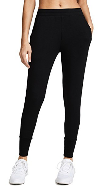 splits59 sweatpants black pants