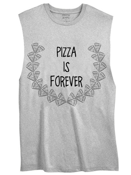 Pizza is Forever Cutoff                             Spikes and Seams