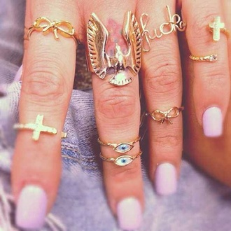 jewels gold gold ring birds jewelry ring tattoo trendy