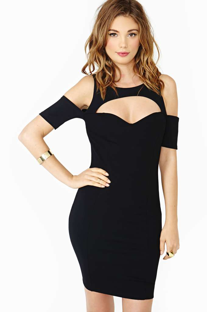 Nasty Gal Body Heat Dress in  Clothes at Nasty Gal