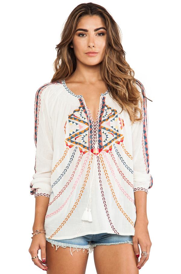 blouse brian antik batik