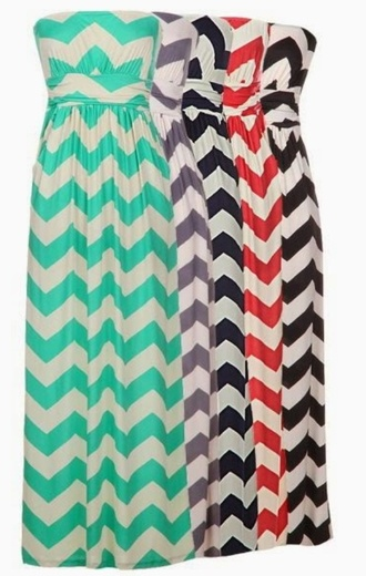 dress brown dress chevron mint lavender coral black
