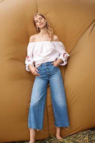 le fashion image blogger jeans shoes dress jumpsuit