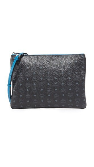 cross pouch black bag