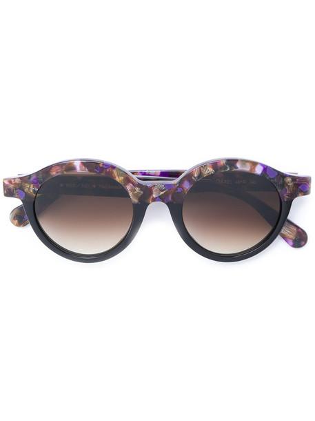 Res Rei women sunglasses black