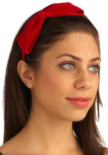 Velvet Touch Headband