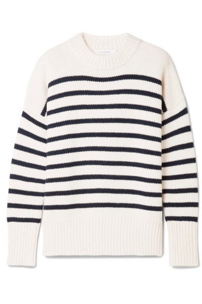 La Ligne sweater wool cream