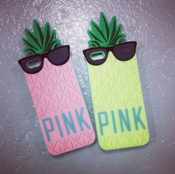 bag pink iphone cover iphone case