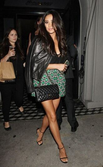 shoes top sandals shorts shay mitchell