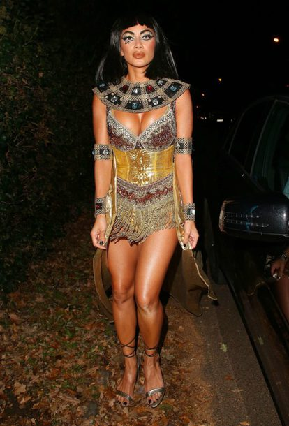Nicole Scherzinger Halloween Costume.Dress Wheretoget