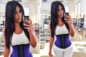 underwear,kim kardashian,belt,t-shirt,waist trainer black