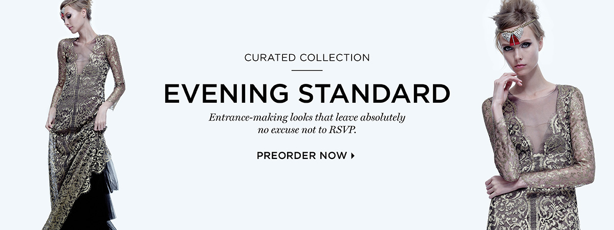Designer Trunkshows and Curated Boutique - Moda Operandi