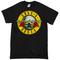Guns and roses logo band t-shirt - basic tees shop