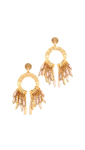earrings blush jewels