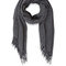 Acne studios grey canada wool scarf | scarves | liberty.co.uk