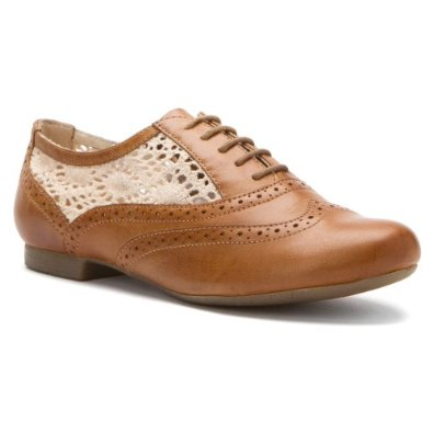 Women's Grey Sebago Whitmore Oxford Shoes 562536 - $89.60