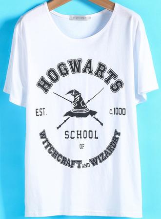 shirt t-shirt hogwarts harry potter grunge earphones
