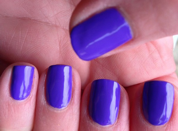 nail polish nail polish nails nail polish bright purple bright purple goodquality pretty beautiful