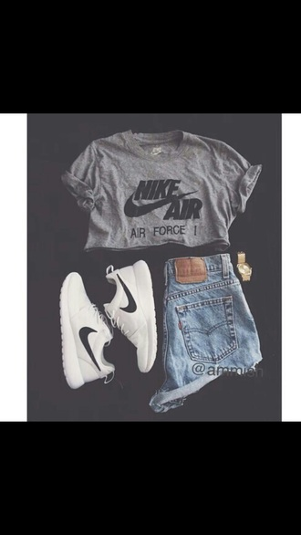 top nike nike air force nike air nike top crop tops nike air force 1 nike crop top air force 1's