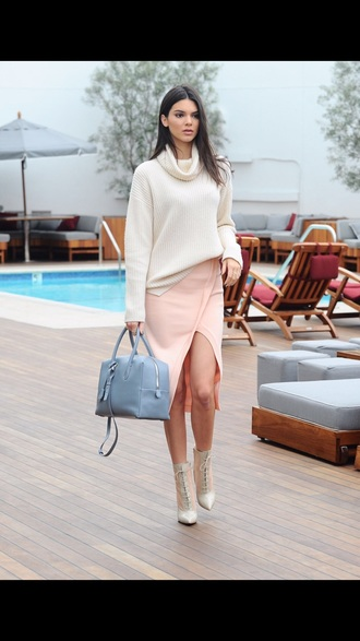 shoes kendall jenner classy pastel
