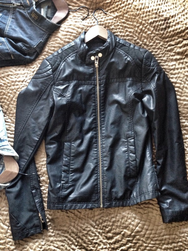 jacket zara jacket black