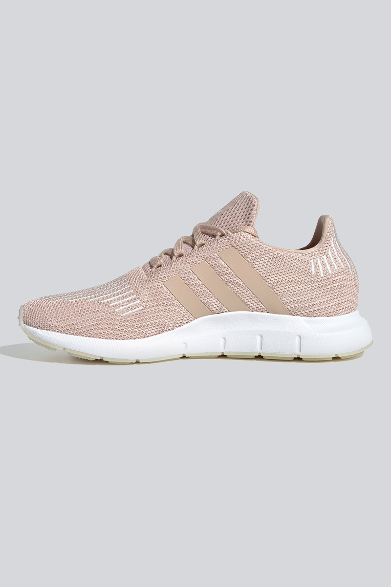 adidas Originals Swift Run Shoes in Ash Pearl S18, Off White and Ftwr White