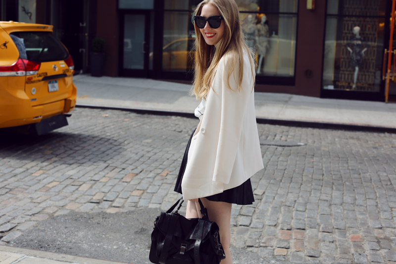white blazer | Fashion Squad