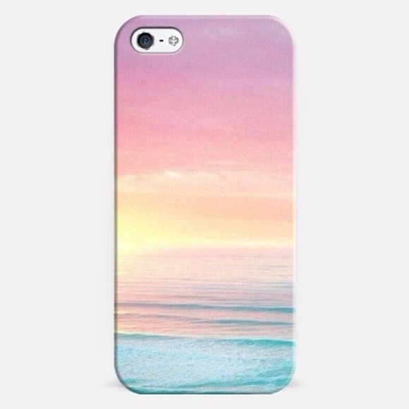 jewels iphone cover iphone 5 phonecase sea
