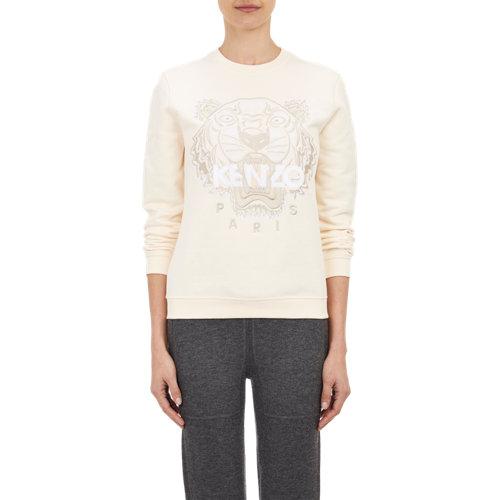 Embroidered sweatshirt at barneys.com