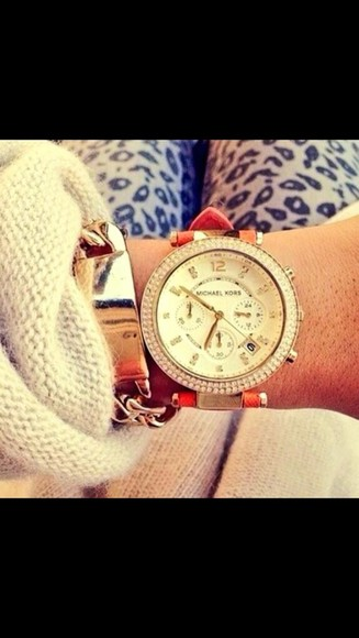 jewels watch michael kors diamond