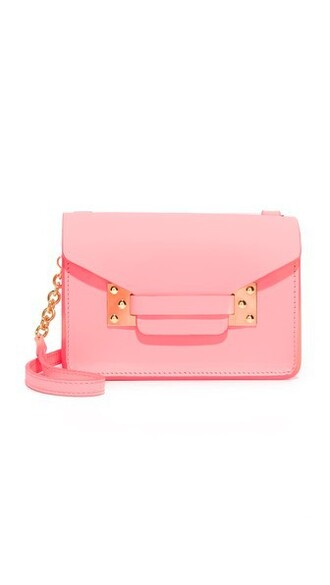 bag pink bright