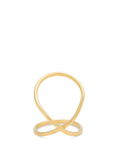 FAY ANDRADA ring gold ring gold yellow jewels
