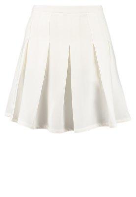 Glamorous Pleated skirt - white - Zalando.co.uk