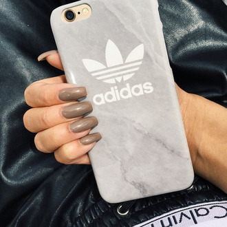 phone cover grey adidas iphone cover