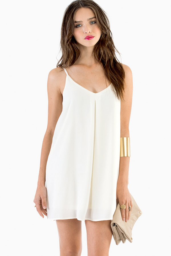 Feeling Cami Shift Dress - Tobi
