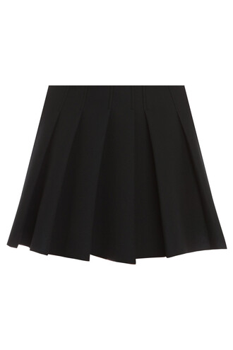 skirt mini black