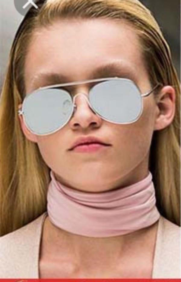 sunglasses model silver sunglasses mirrored sunglasses