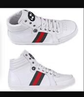 shoes,gucci,white,gucci sneaker,leggings