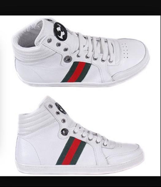 shoes gucci white gucci sneaker leggings