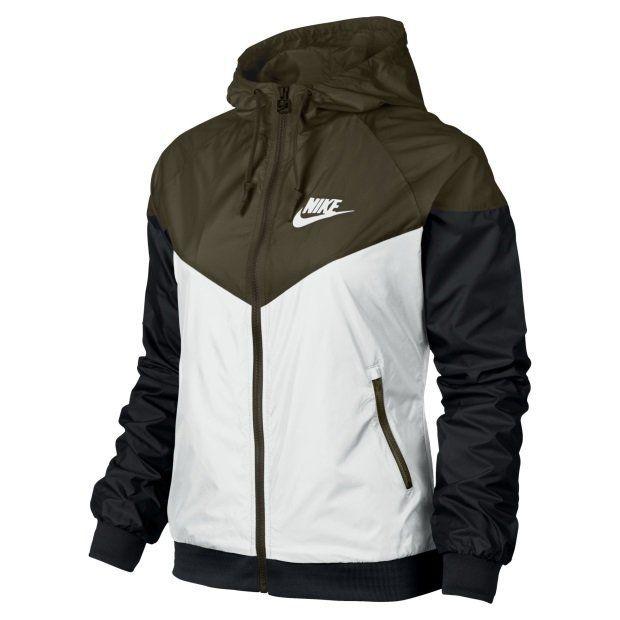 Nike WindRunner Women's Jacket Windbreaker Hoodie 545909 121