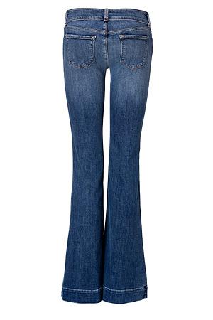J Brand Jeans - Flared-Leg Lovestory Jeans