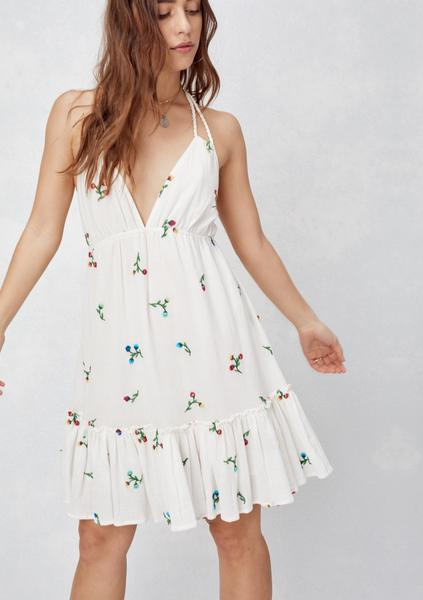 Liliya Mini Dress - LOVESTITCH