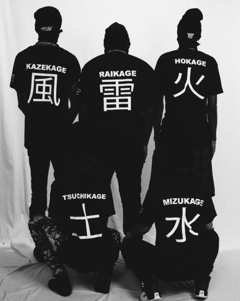 cool japanese shirt