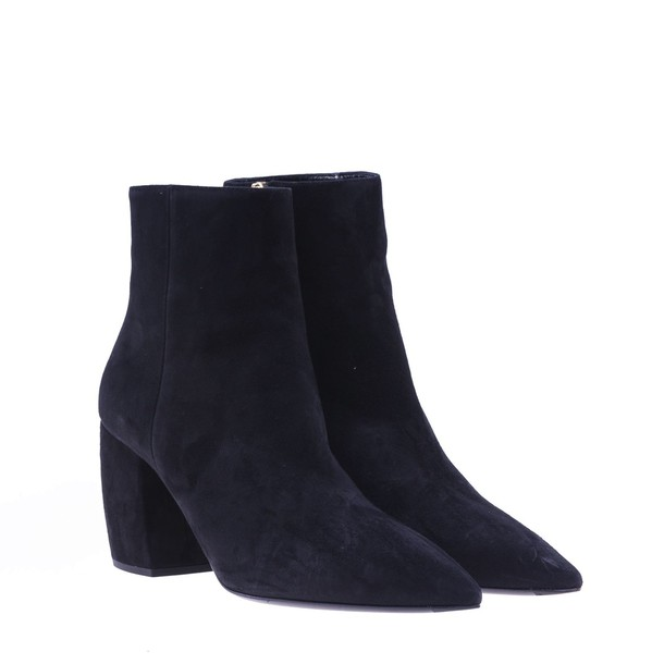 Prada suede ankle boots ankle boots suede black shoes