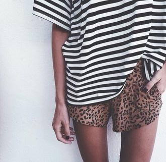 shirt stripes striped shirt short sleeve