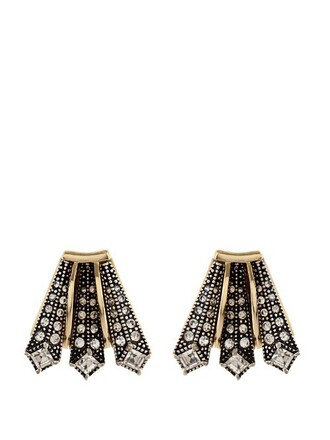 earrings gold silver jewels